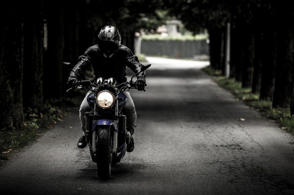motorräder werden häufig übersehen